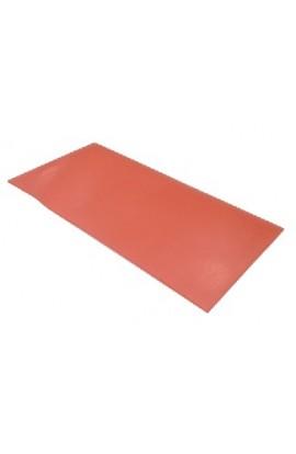 Pink wax sheet