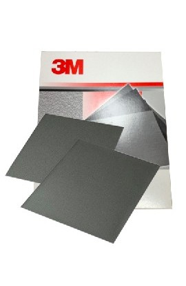 3M abrasive paper sheet, 400