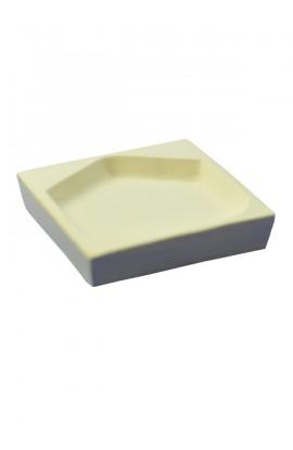 Squared crucible C75