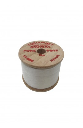 Cordonnet de soie bruyère n°10