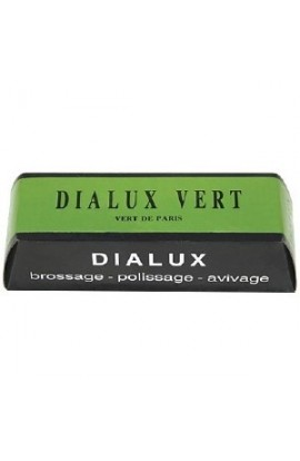 DIALUX green polishing paste