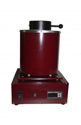 Electric furnace, 4kg