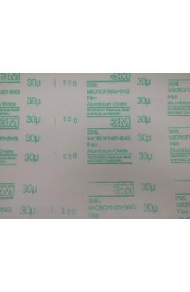 3M abrasive sel adhesive paper sheet, 30 micron