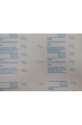 3M abrasive sel adhesive paper sheet, 40 micron