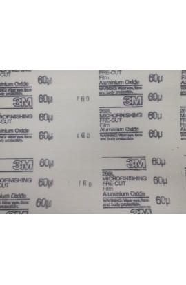 3M abrasive sel adhesive paper sheet, 60 micron