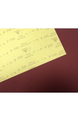 Abrasif papier SIA, feuille, grain 240