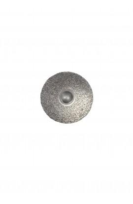 Diamond discs mounted