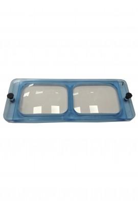 Optivisor lens plate 2.75x