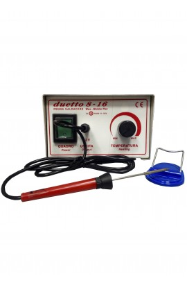 Duetto ® electronical wax-welder pen