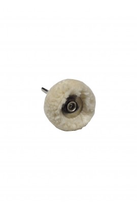 Brossette en fil de coton Dalhia 22mm