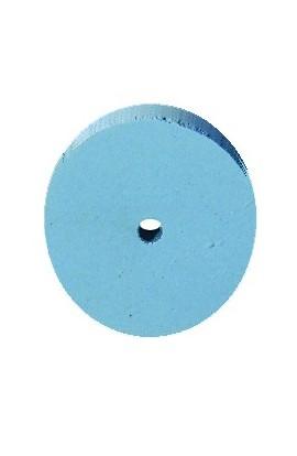 Meulette circulaire Eve bleue grain fort 17mm