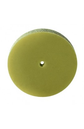 Meulette circulaire EVE verte grain moyen 22mm