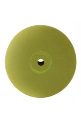 Lentille Eve verte grain medium 22mm
