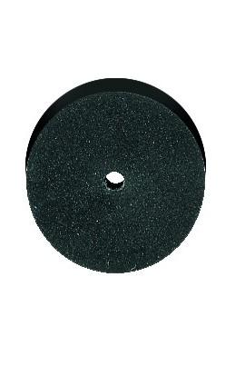 Meulette noire 17mm