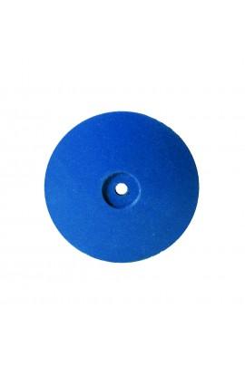 Lentille bleue foncée 22mm