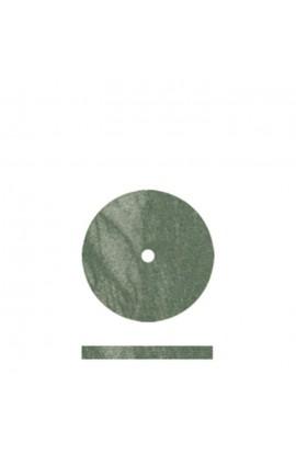 Meulette verte caoutchouc 15mm
