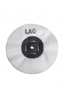 Disque BUFFLEX en flanelle toile SHI 150-60F-EP15mm