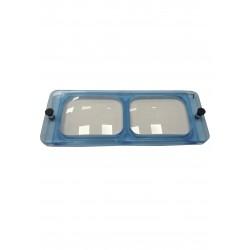 Optivisor lens plate 2.50x