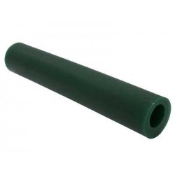 Green wax round tube T-062