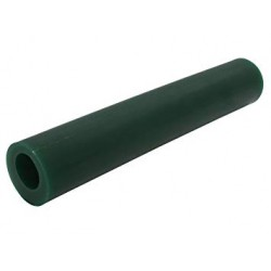 Green wax round tube T-062E