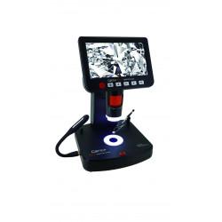 Tête de microscope binoculaire 20x - 40x (+ statif)